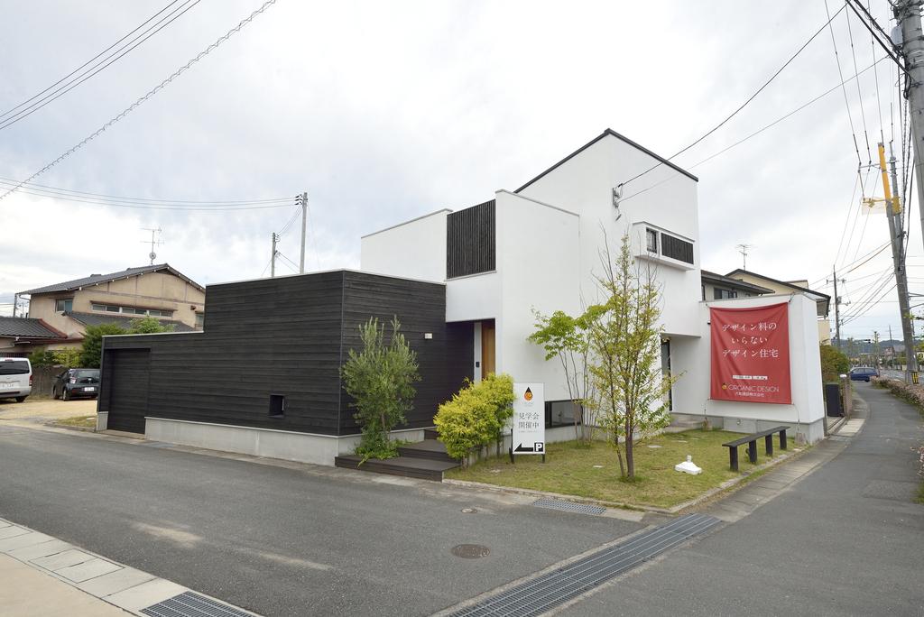 無垢×Modern 築10年のモデルハウス『西岡の家』