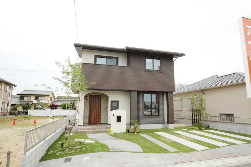 倉敷市宮前 「SUNDAY LATTE HOUSE」モデルハウス