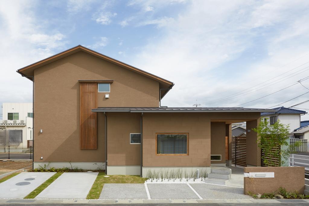 【飛夢房+北屋建設】モデルハウス見学会 『全館蓄熱暖房システムを採用した長期優良住宅認定の家』
