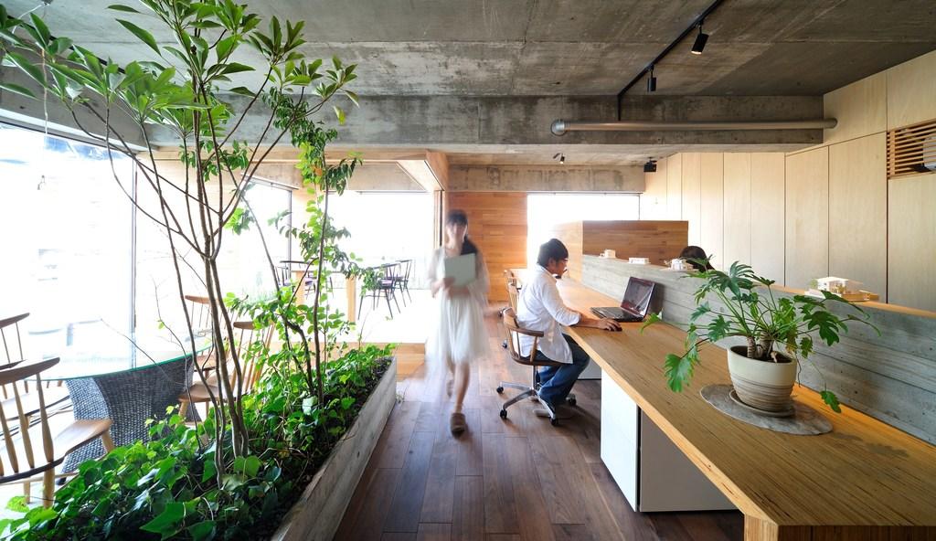 Tamada工房ではカフェをイメージした事務所にて 家づくり相談会 [ 無料 ] を随時行っています。