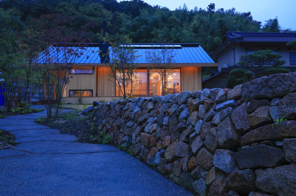 薪ストーブとパッシブソーラーのある平屋見学会 11月3.4.5日の3連休で開催@笠岡市
