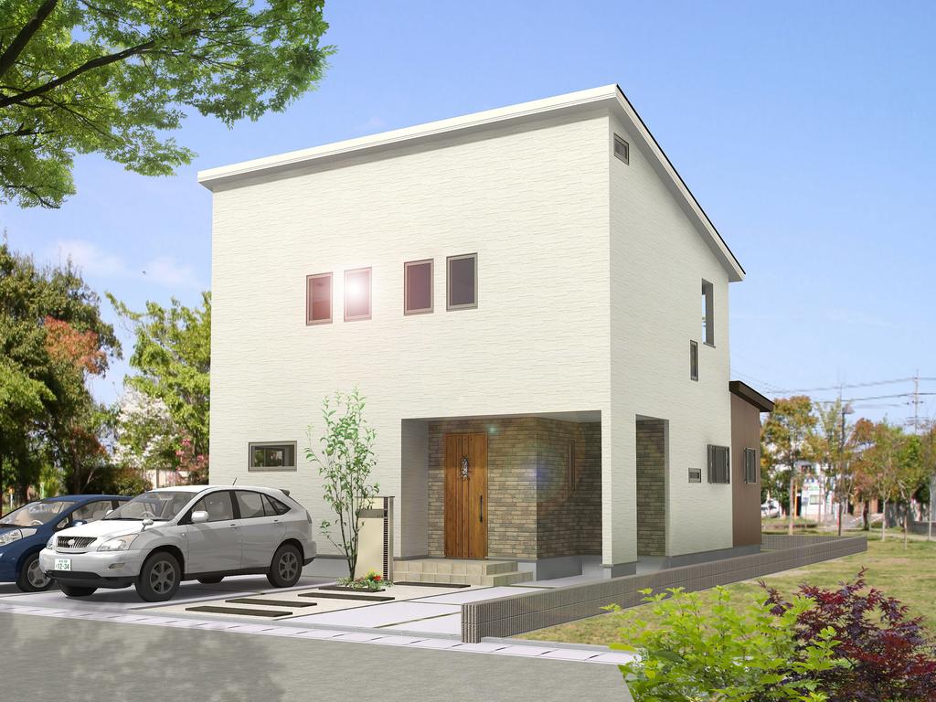 岡山市中区江並 「適材適所な収納を各所に備えた小屋裏収納のある住まい」完成見学会
