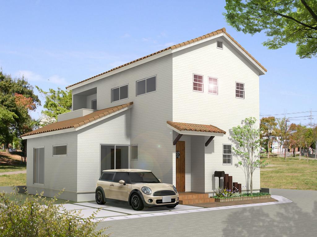 倉敷市連島3丁目 「自然素材にこだわったプロヴァンス風の家~ZEH~」見学会